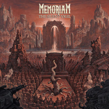 Memoriam – The Silent Vigil (album review) ★★★★☆