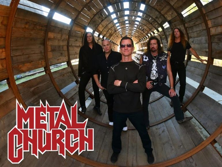 Dutch Metal Quiz 2017 – Metal Church