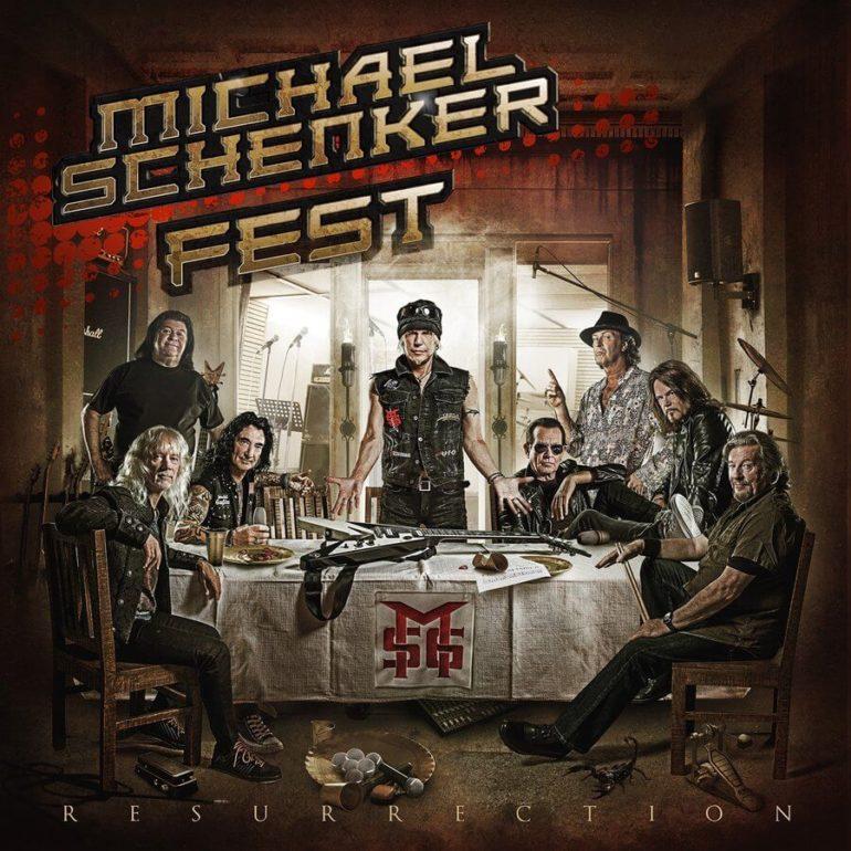 Michael Schenker Fest – Resurrection (album review) ★★★★☆