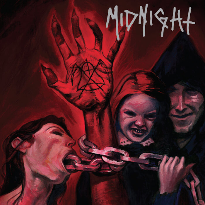 5dd2b70b8e Midnight was one of these unexpected bands that came along, and woke us up  again. While mixing thrash, black metal, and punk, this album predominantly  ...