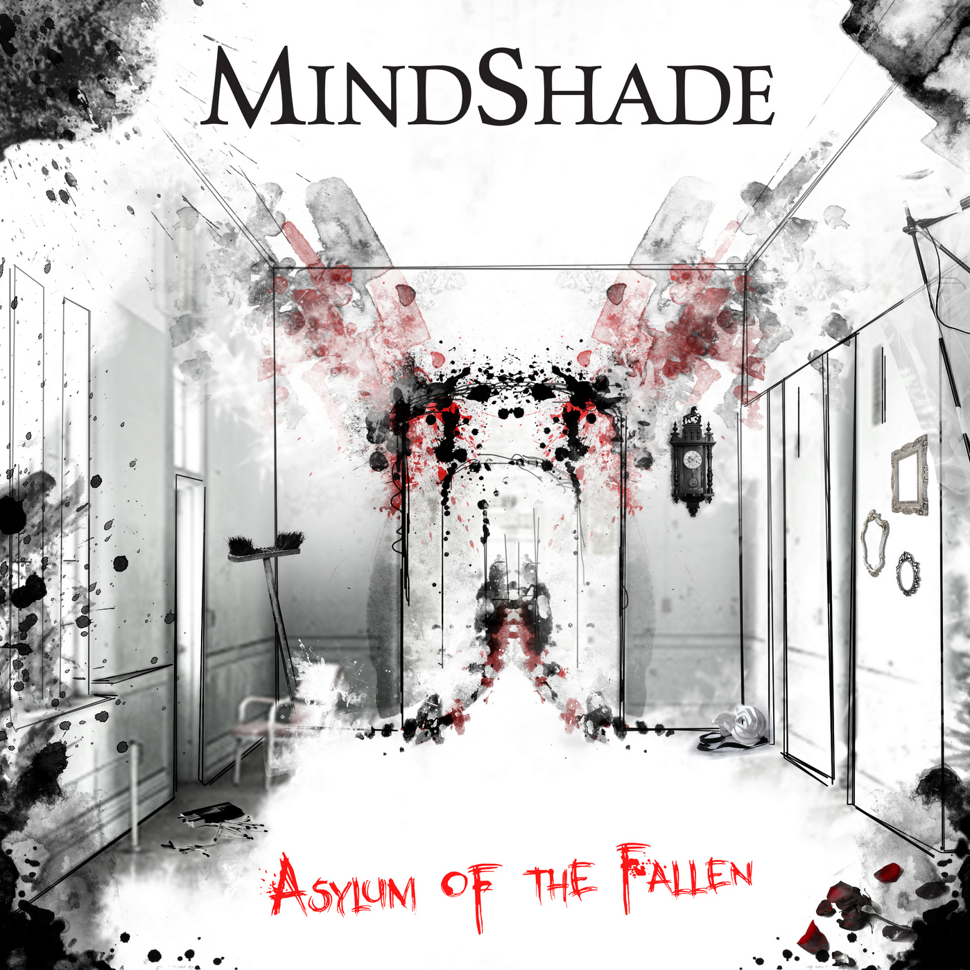 MindShade | Asylum Of The Fallen (album review) ★★★★☆
