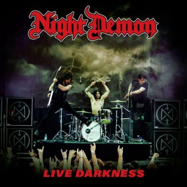Night Demon ft. Athenar – Evil Like A Knife (official live video)