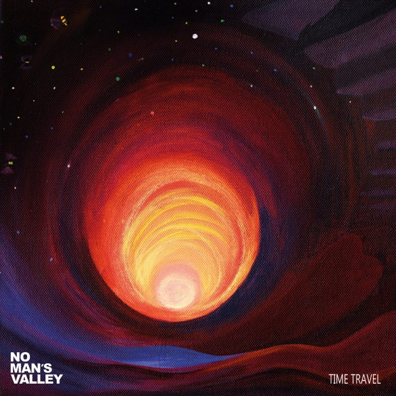 No Man´s Valley – Time Travel (album review) ★★★★☆