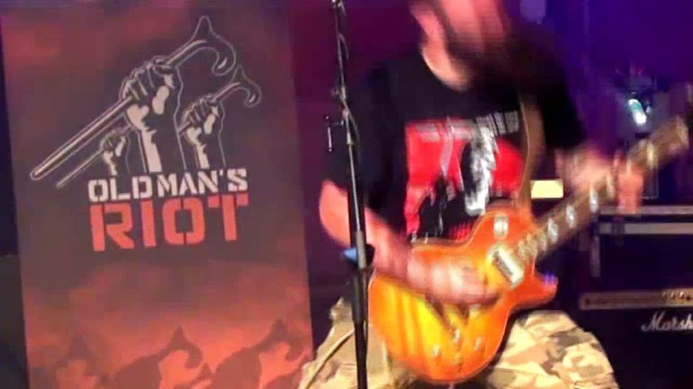 Old Man's Riot – Fast Lane (official video)