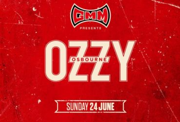 Ozzy first headliner Graspop 2018