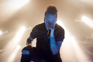 Papa Roach + The Charm The Fury – 013, Tilburg (concert pics)