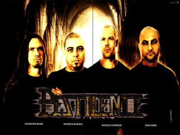 Pestilence – Sinister (video)