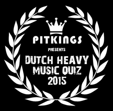 Cradle Of Filth wins the 'PitKings Dutch Heavy Music Quiz 2015'!