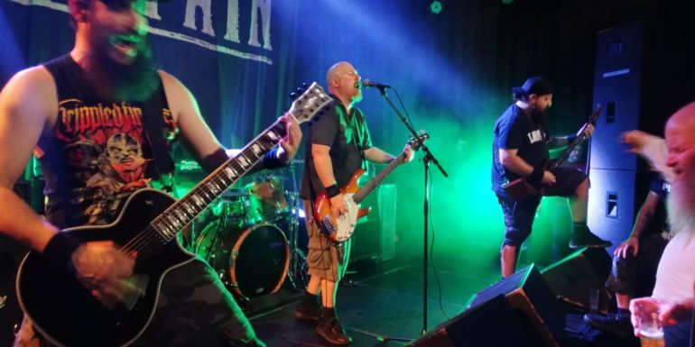 Pro-Pain – Iduna, Drachten (concert review)