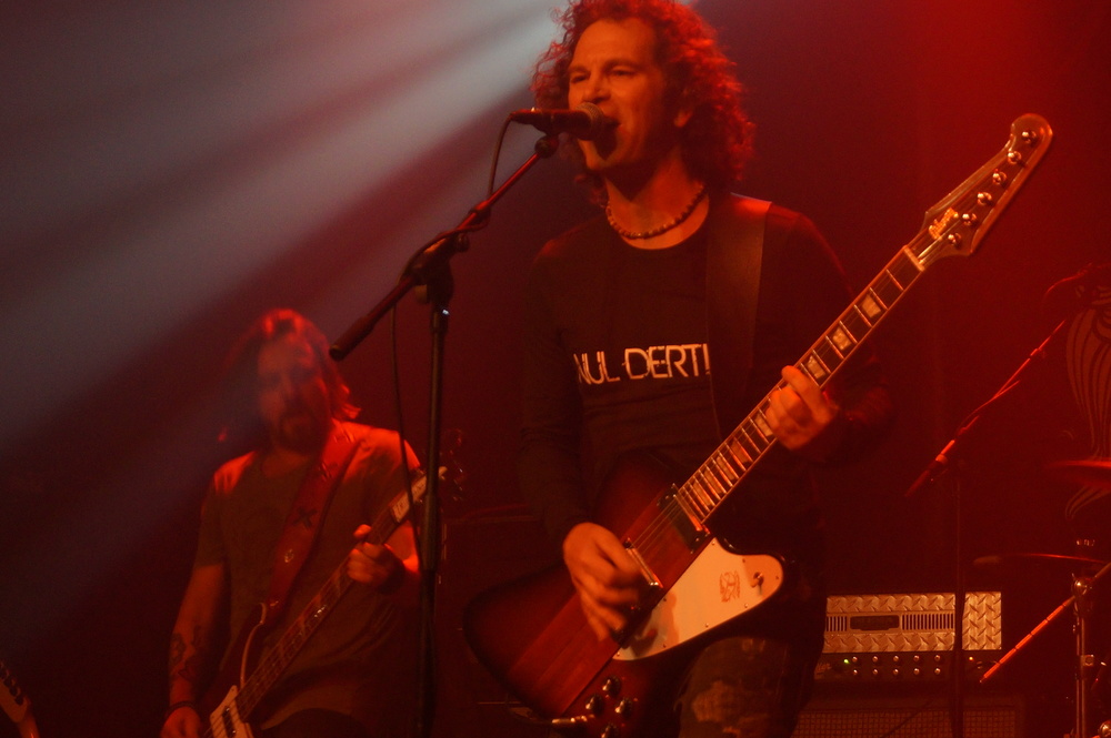 Red Vultures | 013, Tilburg (concert review)