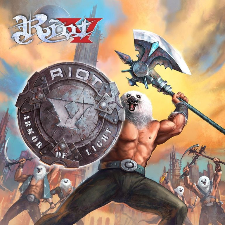 Riot V – Armor of Light (album review) ★★★☆☆