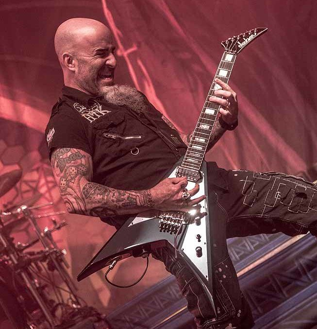 The 5 things you didn't know about Anthrax's Scott Ian