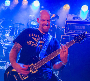 Rotterdam Deathfest 2015 | Baroeg (festival pictures)