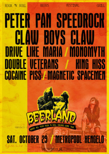 WINNERS UPDATE: Win 2×2 tickets for Beerland 2016!