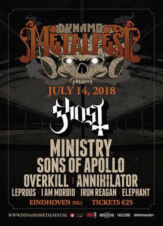 Dynamo Metal Fest 2018