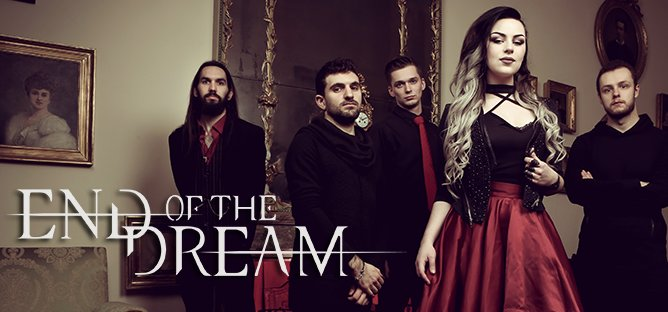 """Interview with End Of The Dream: """"We're not those kids that play in local bars anymore"""""""