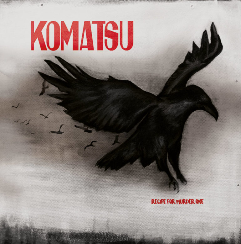 Komatsu – Recipe For Murder One (album review) ★★★★★