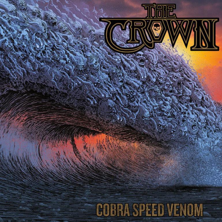 The Crown – Cobra Speed Venom (album review) ★★★★☆