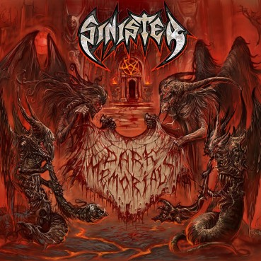 Sinister | Dark Memorials (album review) ★★☆☆☆