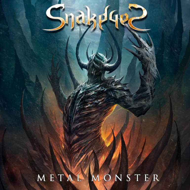 Snakeyes – Metal Monster (album review) ★★★★☆
