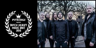 Soilwork wins the 'Dutch Heavy Music Quiz 2016'!