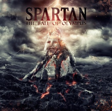 Spartan – The Fall Of Olympus (album review) ★★★★★
