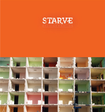 Starve – Machine Nation (album review) ★★★★☆