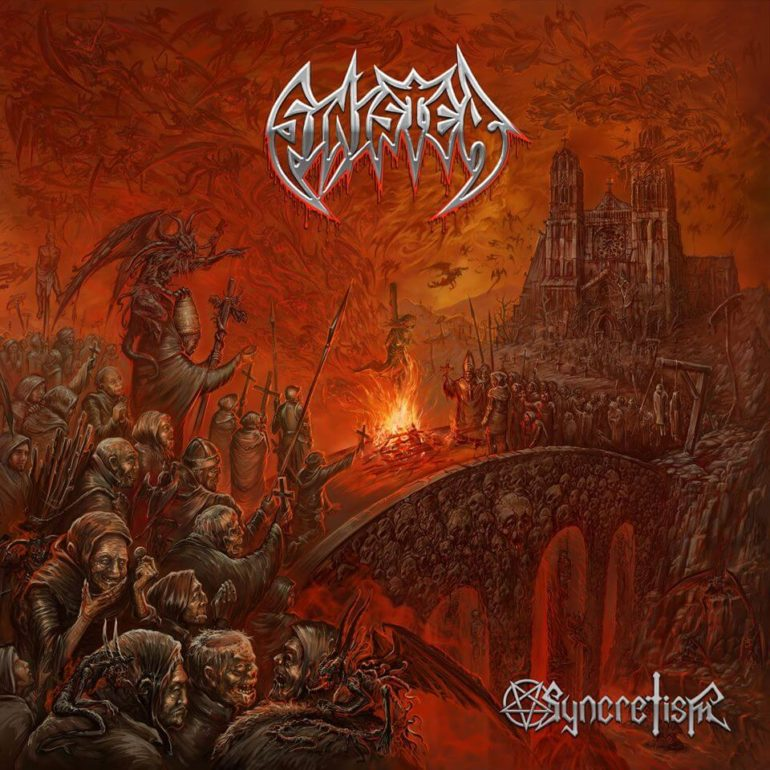 Sinister – Syncretism (album review) ★★★★☆