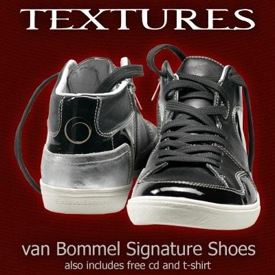 Floris Van Bommel releases Textures shoes in Amsterdam