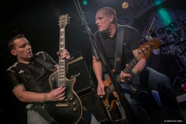 Cock Sparrer + Guests – Kavka Zappa, Antwerp (concert pics)