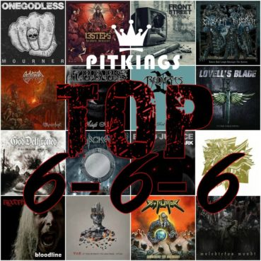 Vote now for the Dutch Metal Top 6-6-6 of 2017