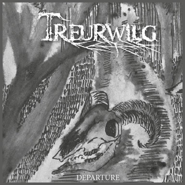 Treurwilg – Departure (album review) ★★★★☆