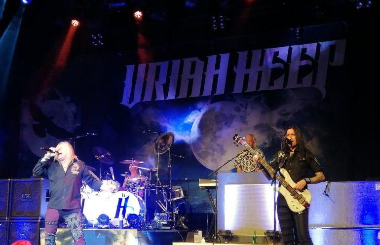 Uriah Heep + The Zombies – Patronaat, Haarlem (concert review)