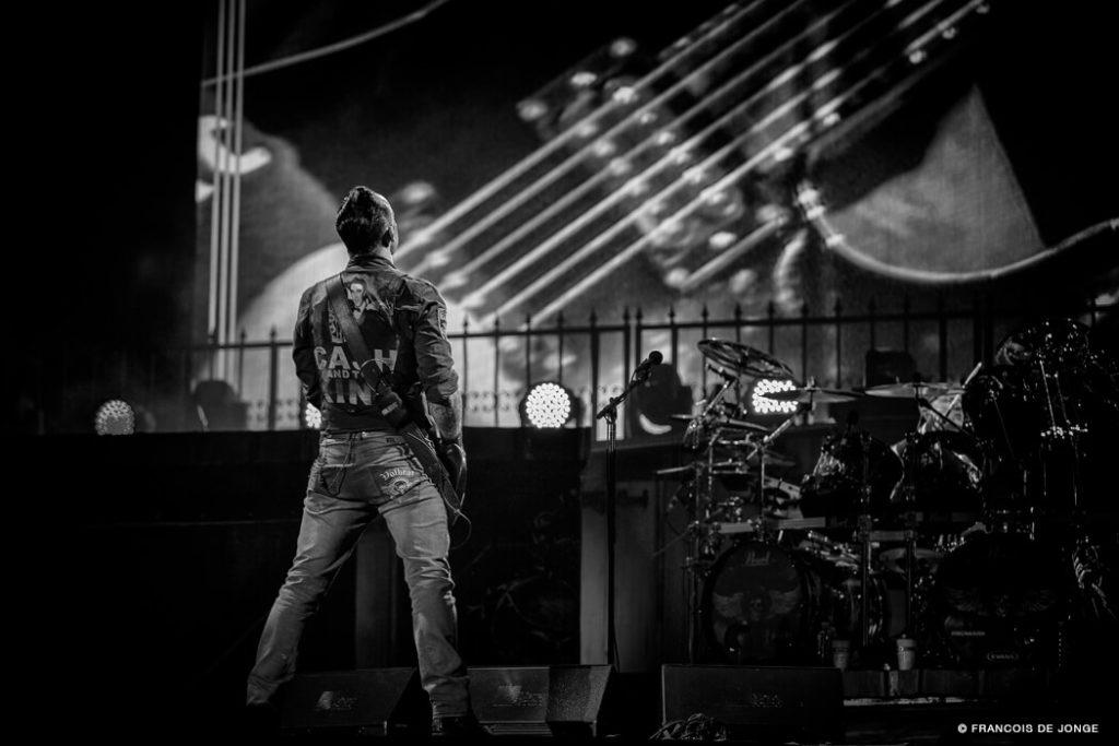Volbeat + Flogging Molly + Amorphis - Strijp-S, Eindhoven (concert