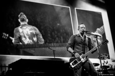 Volbeat + Flogging Molly + Amorphis – Strijp-S, Eindhoven (concert review)