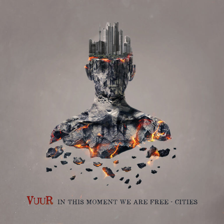 VUUR – In This Moment We Are Free – Cities (album review) ★★★★☆