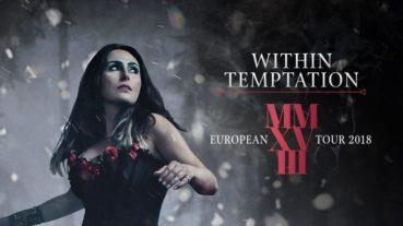 Within Temptation announce European Tour 2018