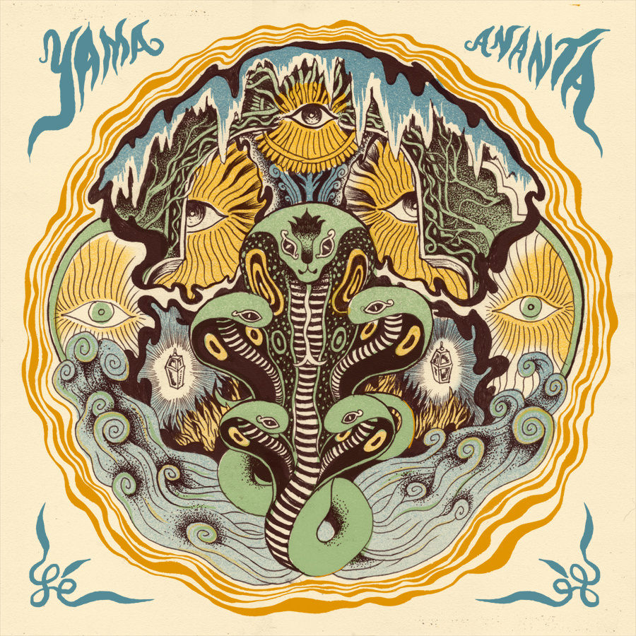 Yama | Ananta (album review) ★★★☆☆